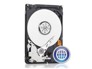 Western Digital 160 GB WD Blue SATA II 5400 RPM 8 MB Cache Bulk/OEM Notebook Hard Drive(WD1600BPVT)