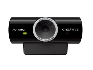 Creative 73VF077000000 Live!Cam Sync HD 720p 1280x720 USB2.0 Webcam