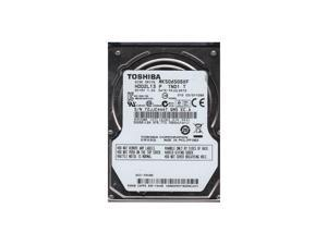 "TOSHIBA MK5065GSX 500GB 5400 RPM 8MB Cache SATA 3.0Gb/s 2.5"" Internal Notebook Hard Drive Bare Drive"