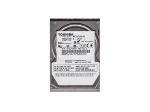 "TOSHIBA MK2035GSS 200GB 4200 RPM 8MB Cache SATA 1.5Gb/s 2.5"" Notebook Hard Drive Bare Drive"