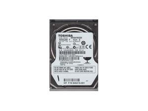 "TOSHIBA MK6476GSX 640GB 5400 RPM 8MB Cache SATA 3.0Gb/s 2.5"" Internal Notebook Hard Drive Bare Drive"