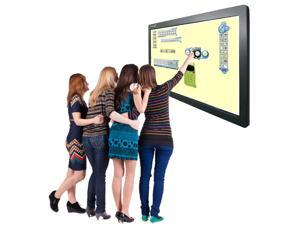 "TouchIT 80"" Interactive LED, Multi-Touch Commercial Grade Monitor with 10pt Touch and 1920 x 1080 Resolution. 3 Years on site warranty, Low Glare, Anti-Reflective tempered glass finish"