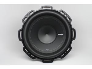 "Rockford Fosgate P2D4-10 10"" Dual 4 Ohm Double Stacked Magnet Stage 2 Subwoofer"