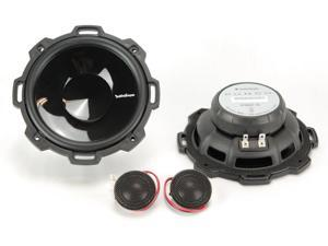 "Rockford Fosgate P152-S 5-1/4"" Punch Component 5.25"" Car Stereo Speakers P152S"
