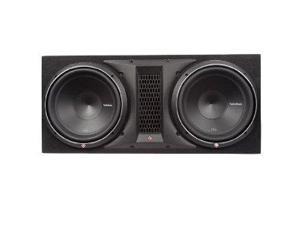 "Rockford Fosgate P2-2X12 Dual 12"" Loaded Subwoofer 1600W"