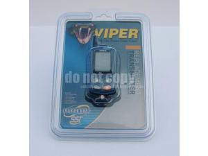 New Viper 7701V 2-way LCD Replacement Remote Transmitter for 5900 & 5500