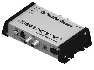 Rockford Fosgate RF-BLD 2-Channel Balanced Line Driver HI LOW Converter