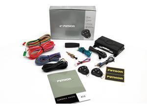 NEW Python 4103P Auto Remote Car Start Starter keyless Entry 413 Free Tech Sheet