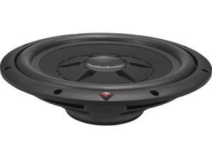 "Rockford Fosgate R2SD4-12 12"" Shallow Mount Sub Dual 4 ohm Voice Coils 500W"