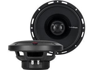 "Rockford Fosgate Punch P1650 6.5"" 2-Way Full Range Euro Fit Car Speaker"