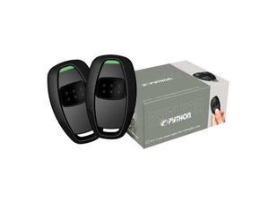 Python 4111P 1-Way Remote Car Start System w/ One-Button Remote