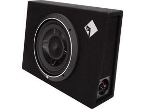 "Rockford Fosgate Punch P3S-1X10 10"" Loaded Sub Enclosure 600W"