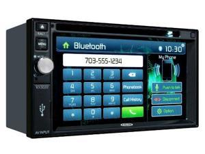 "Jensen Double din Multimedia w/6.2"" TFT/ipod/iphone/Bt USB2.1"
