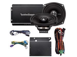 Rockford Fosgate Prime 140 Watt 2-Channel Motorcycle System R1-HD2-9813