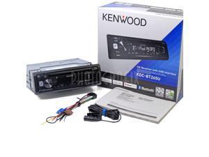 Kenwood KDC-BT265U CD Receiver Bluetooth, Ipod Android, Pandora, USB