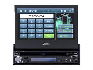 "Jensen Single din Multimedia w/7""TFT/ipod/iphone/BT/ USB2.1"