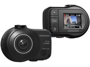 Kenwood DRV-410 1080P HD Car Dash Video Camera Cam DVR GPS & Safety Sensor New