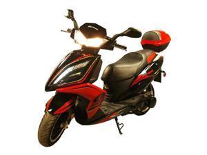 TaoTao 150cc Quantum Tour Scooter - Red