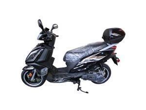 TaoTao 150cc Quantum Tour Scooter - Black