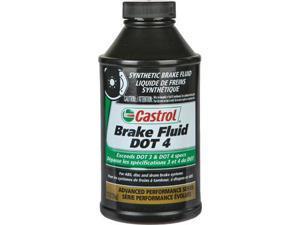 Castrol 12509 Brake Fluid Dot 4 12Oz