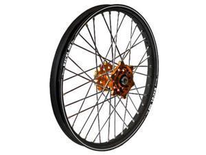 Talon 56-3131Ob Wheel 1.60X21 Org Hub Blk Rim