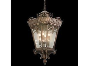 Kichler Lighting #9568LD, Traditional Outdoor Hanging Pendant 8 Light in Londonderry