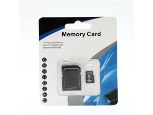 iRulu 8GB Class 4 Micro SD Card SDHC Memory Card with Adapter 8G Mobile Phone MP3 Player TF Microsd Card