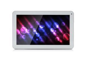 iRULU eXpro X1s 10.1 Inch Tablet PC, Google Android 4.4.2 KitKat, Quad Core, 8GB Nand Flash, 1024*600 Resolution - White