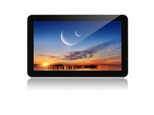iRULU eXpro X1s 10.1 Inch Tablet PC - Google Android 4.4.2 KitKat, Quad Core, 8GB Nand Flash, 1024*600 Resolution - Black Front