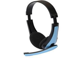 Fashion personality ear microphone headset computer game