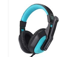 Gaming Stereo Headset, Stereo Headphone Earphone with Microphone