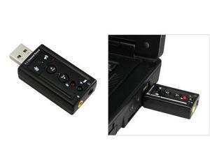 USB 7.1 external sound card sound card computer accessories usb to separate audio interface card