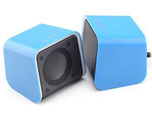 USB Portable Laptop/Computer/PC Speakers Audio Subwoofer speakers for phone MP3 MP4