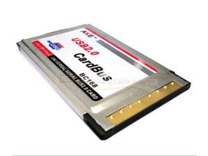 Notebook USB 2 interface card generation PCMCIA turn USB 2.0 VIA chip
