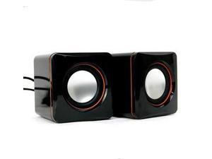Mini Speaker USB Portable Suit for Laptop/Computer/PC Speakers Audio Speakers for Phone MP3 MP4