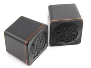 Stereo USB Powered 2.0 Speakers For notebook computer desktop