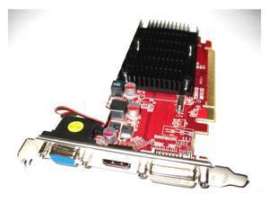 2GB 2048MB Single Slot PCI-E x16 Windows 10 8 7 Vista XP Linux Video Graphics Card
