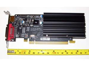 ATI Radeon HD 1GB DDR3 Low Profile Half Height PCI-E 2.0 x16 Video Graphics Card shipping from US