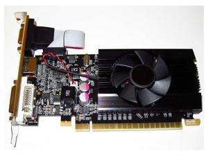 NVIDIA 2GB Windows 8 7 Vista XP Linux PCI-E x16 VGA+HDMI+DVI Video Graphics Card shipping from US