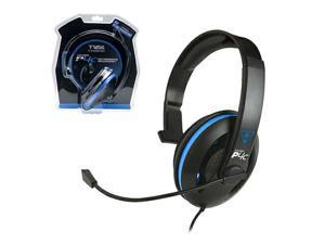 New Playstation 4 (PS4) TURTLE BEACH P4C GAMING WIRED HEADSET (TBS-3245-01)