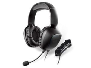 New  Creative Sound Blaster Tactic360 Sigma Amplified Gaming Headset - PC, Xbox 360