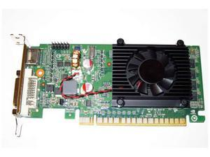 1GB nVIDIA GeForce 8400 GS Low Profile Half Height Size SFF PCI-E x16 Video Graphics Card