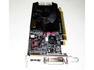 NVIDIA 2GB GeForce GT 610 Half Height Low Profile SFF Dual Monitor Display View HD Video Graphics Card Shipping From US