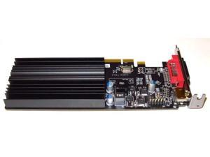 ATI Radeon HD 1GB DDR3 Low Profile Half Height PCI-E 2.0 x16 HDMI+DVI Video Graphics Card