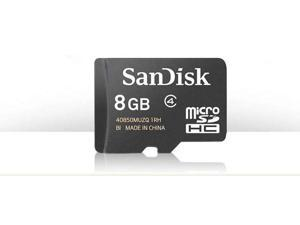 New Sandisk 8GB class4 Micro SD SDHC Flash memory card SDC4/8GB 100% genuine real capacity