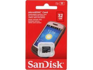 New SanDisk 32GB Micro SD SDHC MicroSD MicroSDHC Class 4 C4 32G 32 GB Card-NE3