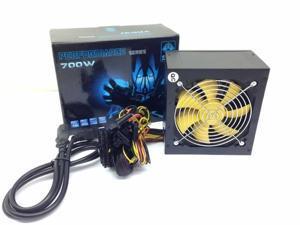 HOT Cool Power CP-G700 Gamer 700W ATX 12V SATA PCI-E SLI for Intel AMD Power Supply