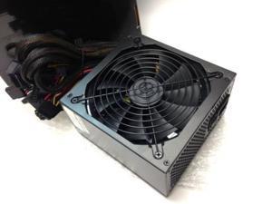 Quiet 1050W for Intel AMD PC ATX Power Supply Quad SLI SATA 2X 12V 140mm Fan