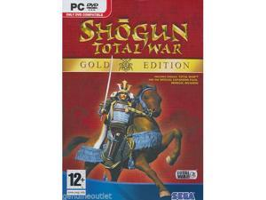 HOT SHOGUN TOTAL WAR GOLD EDITION for (PC DVD) SEALED
