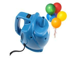 Portable Household Air Blower Electric Balloon Inflator Pump 1 One Air Nozzle